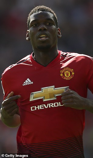 Paul Pogba is also a potential target for Real