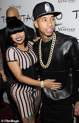Origin story: Blac Chyna and Tyga began dating around 2012 after they were introduced on the set of his Rack City music video