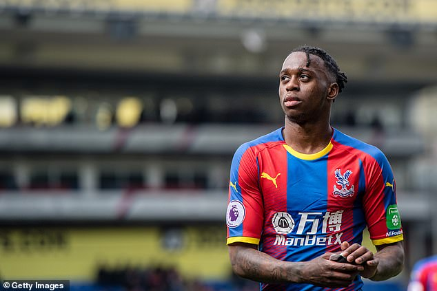 Crystal Palace defender Aaron Wan-Bissaka is at the top of United's summer shortlist