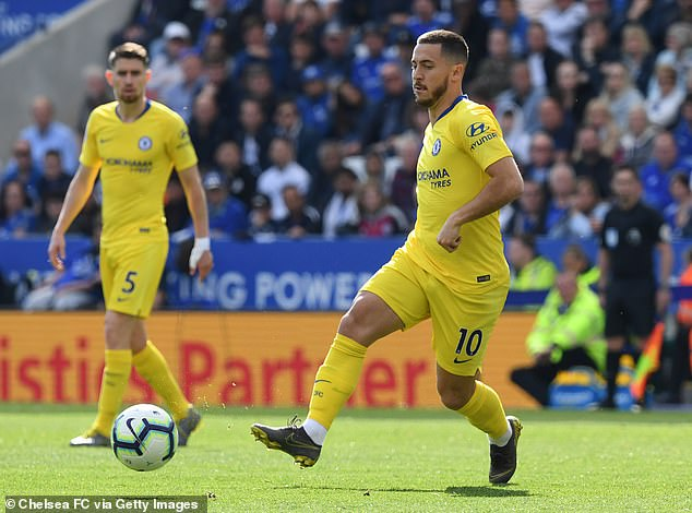Eden Hazard is edging closer to his £100m dream move to Real Madrid this summer
