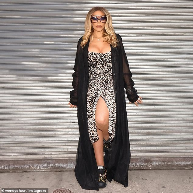 Wendy's return:Wendy Williams returned to her show in early March and has been on the air ever since