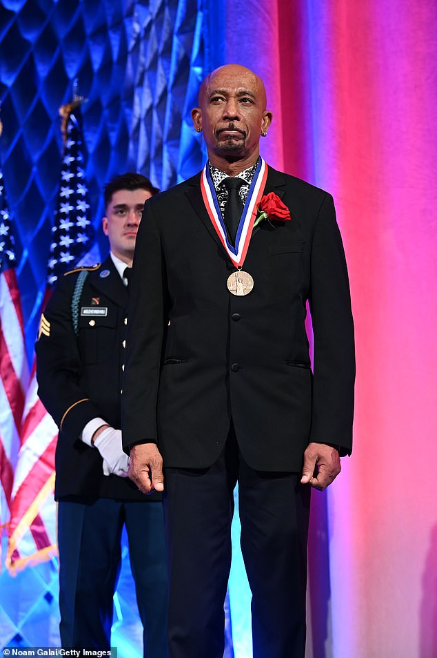 Health scare:Montel Williams had a health scare of his own in May 2018, where he suffered a cerebellar hemorrhagic stroke while working out at a gym
