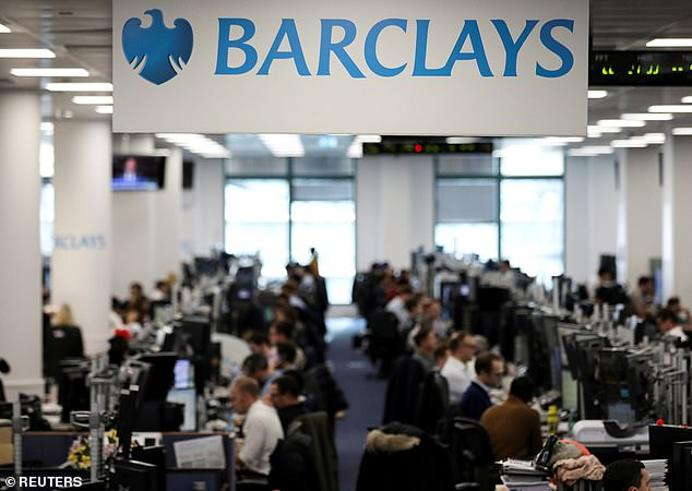 Fined: Barclays and Royal Bank of Scotland are among five banks to have been slapped with a slice of a £930million fine for rigging foreign exchange markets