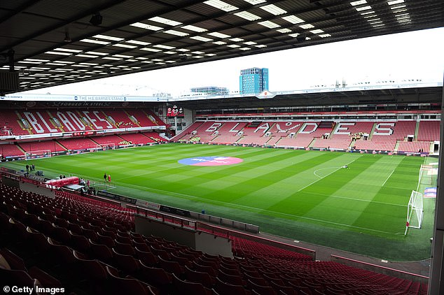 Blades will be a Premier League team next season after earning promotion from Championship