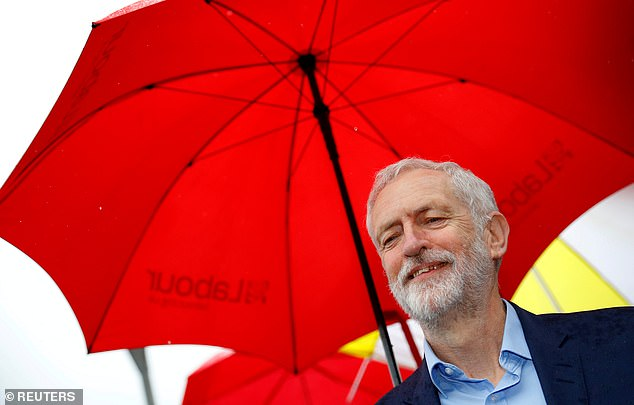 Mr Corbyn has nurtured links with many extremists and terrorists in the past, including Hamas and Hezbollah