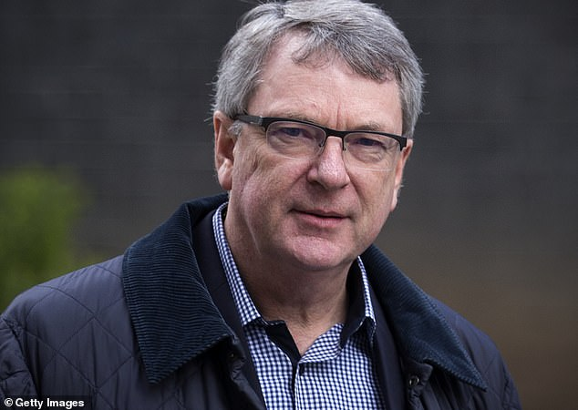 He has a settled campaign team, and speaks to Lynton Crosby (pictured), the Australian political strategist nicknamed the 'Wizard of Oz', every day