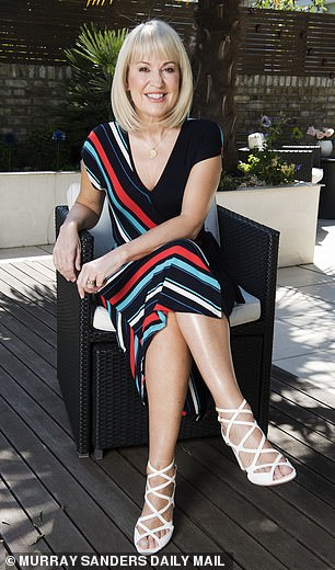 TV Presenter Nicki Chapman, 52, is not hosting the BBC's coverage of The RHS Chelsea Flower Show this year because she is recovering from brain tumour surgery