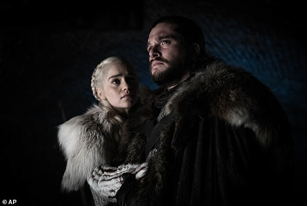 Advance say! When he talked about how Daenerys was actually documented in earlier seasons, he went on: & # 39; People have complained that there are not enough predictions, but she has repeatedly shown that she can be brutal. & # 39;