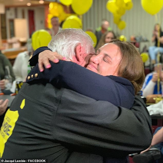The former Army corporal has lived on the dole and connected with voters with her open discussion of her love life