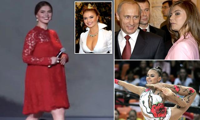 Vladimir Putin's rumoured lover, 36, gives birth to twins in guarded  clinic, Russian reports claim   Daily Mail Online