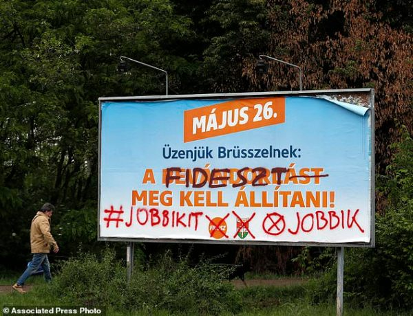 No time to chicken out: Hungary's opposition gets creative ...