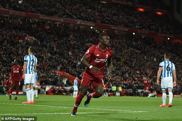 Sadio Mane erzielte in der Premier League 22 Tore, nachdem er nur 87 Treffer für Liverpool erzielt hatte
