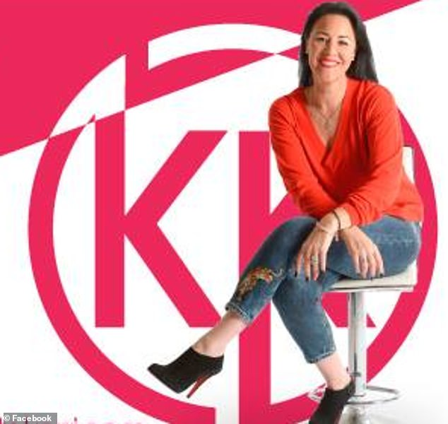 """The """"cure"""" was made public by former Chicago real estate agent Kerri Rivera (picture), who claims to have reversed autism symptoms in more than 500 children"""