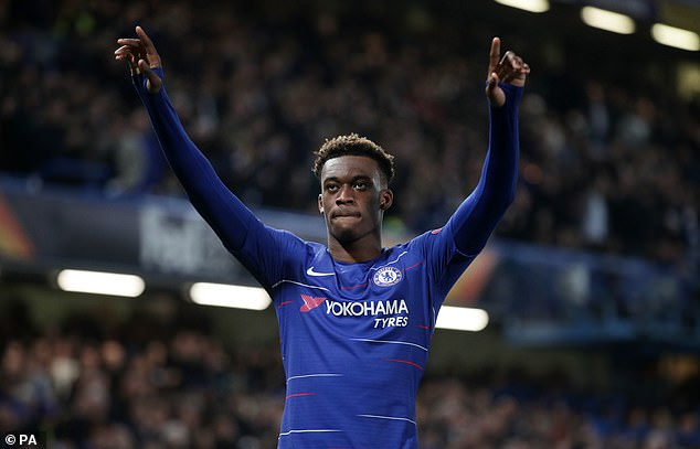 Rummenigge hinted that the club are still interested in signing Chelsea's Callum Hudson-Odoi