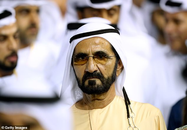 Ruler Of Dubai Pledges £60,000 In Medical Bills For