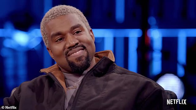 Relaxed: Kanye's statement seems to imply that he calmed down on his feud with God 6
