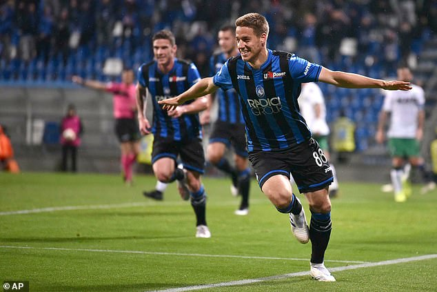 They came from behind against Sassuolo to take a 3-1 victory at home on the final day