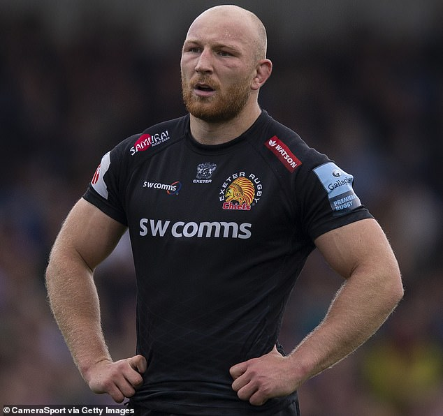 Exeter'sMatt Kvesic is wary that his side will have to deal with the threat of Saracens' attack