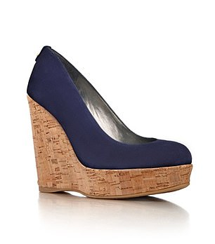 While wedges, sported by the Duchess of Cambridge and often considered foot friendly, these shoes are not much better than stilettos as theput excess pressure on the delicate bones behind the toes