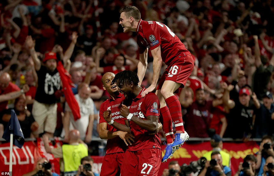 Goals from star man Mohamed Salah and cult figure Divock Origi helped see off the threat of Tottenham in Madrid