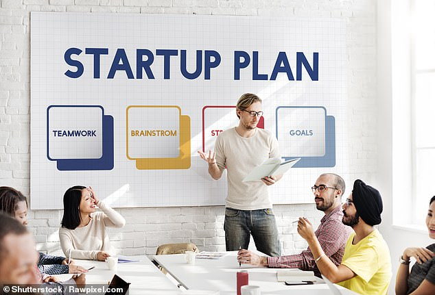 Start-ups at the very beginning of their journey can often find support from angel syndicates - a group of high-net-worth individuals who pool their money in exchange for ownership equity