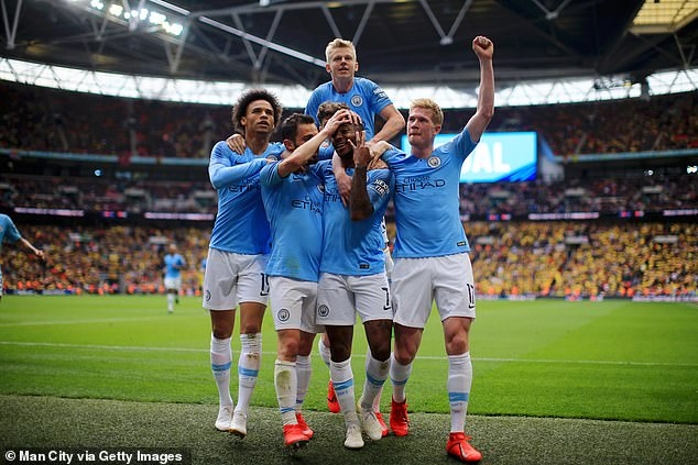 The dominance of Manchester City domestically can not be taken for granted, as it is aimed at signatures