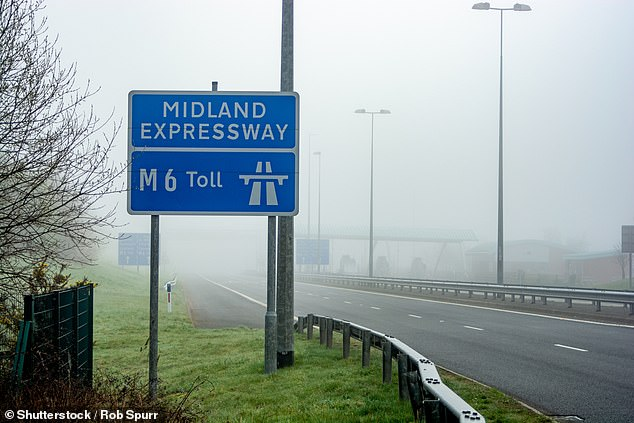 M6 toll hike:From midnight on Friday 12 July, car drivers will need to pay £6.70 to use the motorway - up 30p, which works out at an increase of 5%