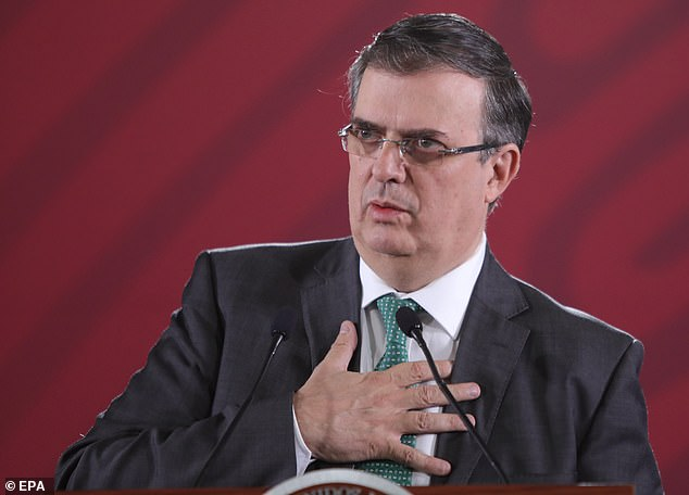 Mexican foreign minister Marcelo Ebrard has gradually announced more details of the deal