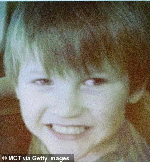 He killed six-year-old Nahtahn by hitting him twice then sending him to bed, he said