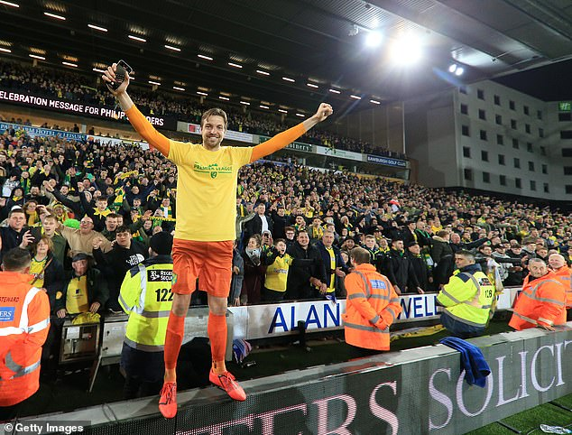 Fans at Carrow Road will now pay no more than £30 to attend a Premier League fixture