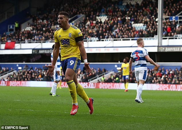 Birmingham striker Che Adams would bring proven firepower to the Scotland squad