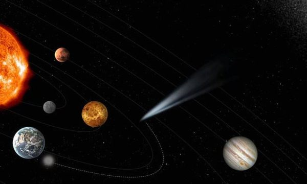 European space agency announces 'Comet interceptor ...