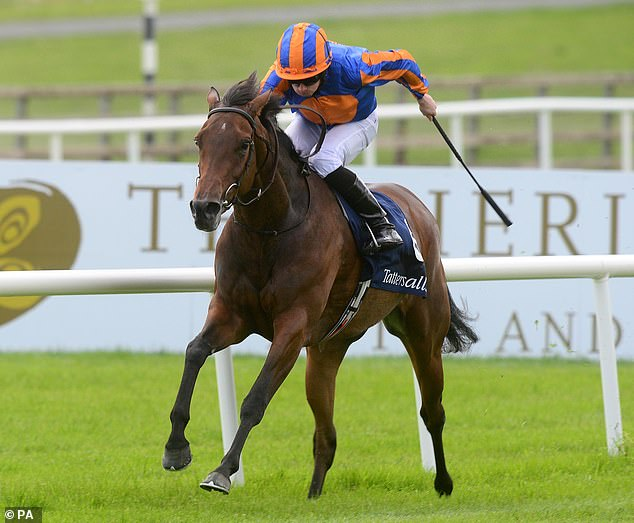 Hermosa has proved herself to be head and shoulders above rivals over a mile this season