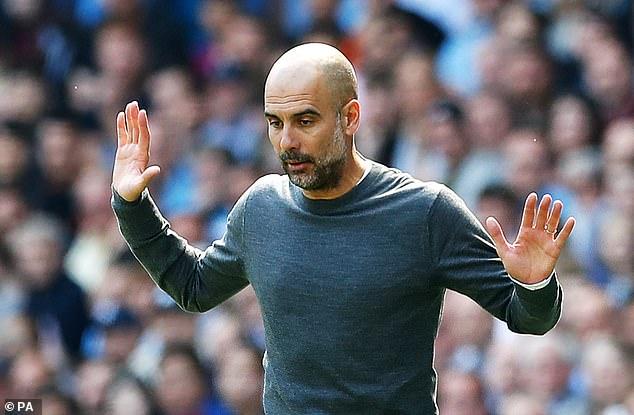 Manchester City-Chef Pep Guardiola könnte es in dieser Saison verpassen, seine Mannschaft in Europa anzuführen