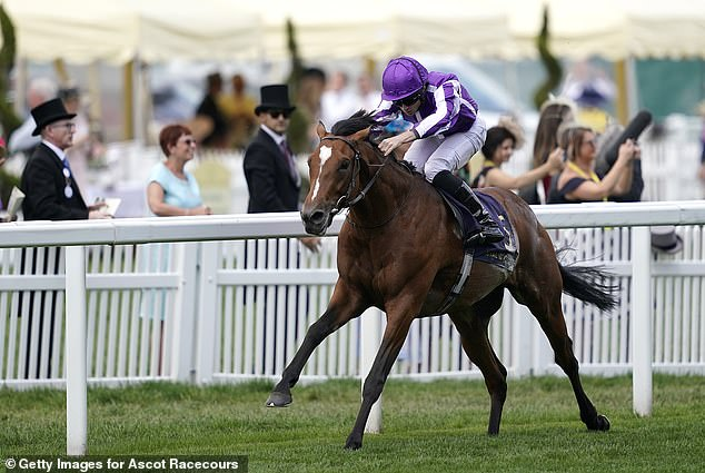 Ryan Moore and Japan put in the standout performance of the week in King Edward VII Stakes
