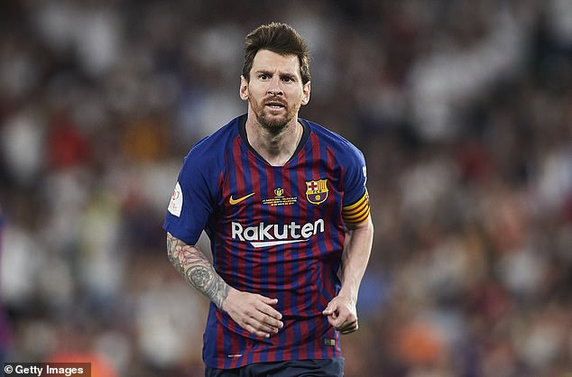 Parastesh has been accused of using the identity of Lionel Messi in order to sleep with women