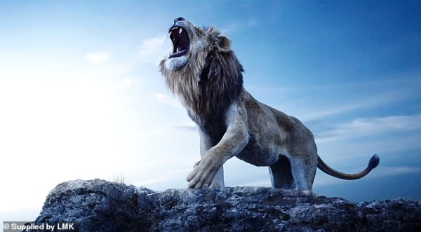 lion king battle cry # 47