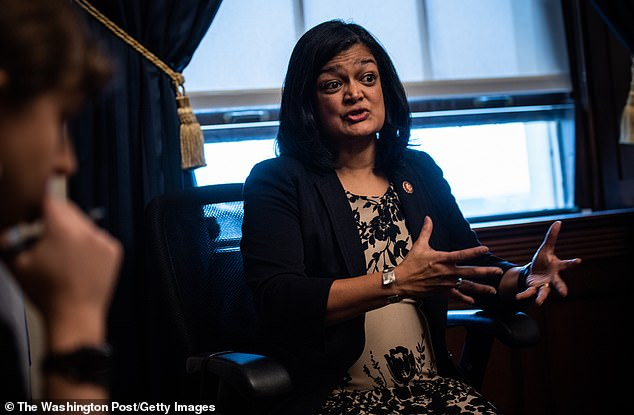 Congressman Pramila Jayapal of the State of Washington, who jointly chaired the Progressive Caucus in the House, said she understood Ocasio-Cortez's concern and said Pelosi's comments may have been misinterpreted