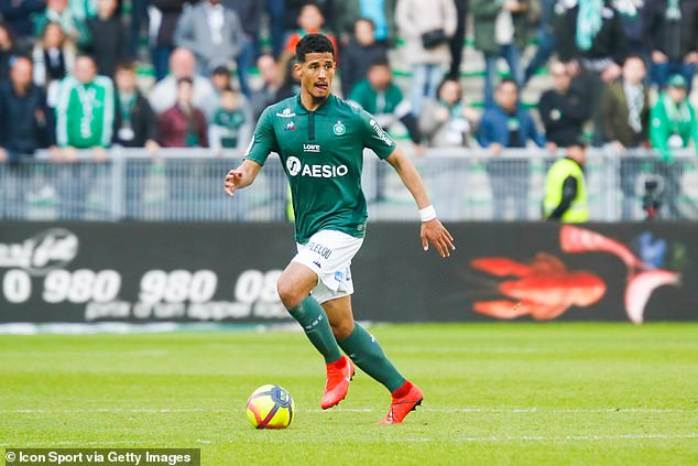 Tottenham are reportedly on the verge of beating Arsenal to the signing of William Saliba