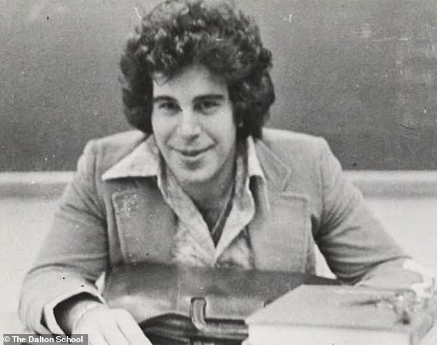 Epstein, who was 20 years old at the time, was seen as a charismatic teacher who sometimes acted more like a friend than as an authority figure for students, especially girls.