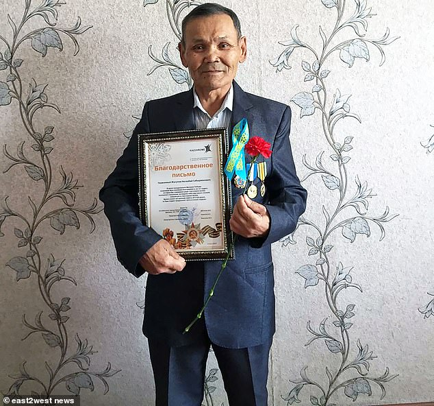 Nagashibay Zhusupov, 61, a hero liquidator in the Chernobyl nuclear disaster, has 'taken his own life'