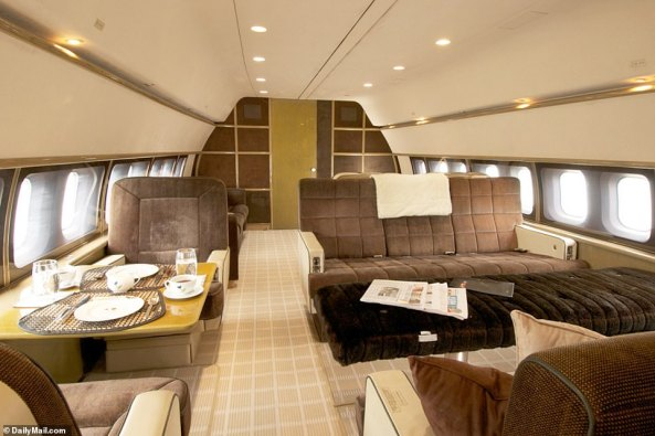 The luxury commercial jet has once again come into prominence following the arrest of Epstein on two charges of child sex trafficking