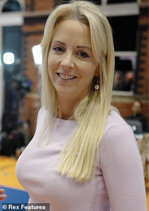 Mr Edginton approached journalist Isabel Oakeshott to help work on the scoop which was splashed by the Mail on Sunday