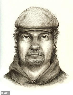 Authorities released a sketch of their prime suspect in 2017
