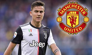 Transfer News: Ole Gunnar Solskjaer sees Paulo Dybala as the perfect playmaker for Man Utd | Daily Mail Online