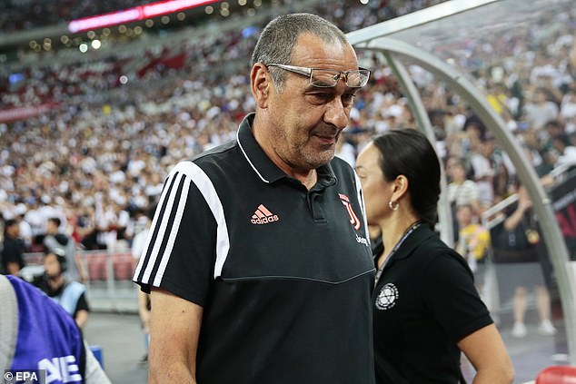 Sarri is hoping to create a philosophy similar to what made his Napoli team so special