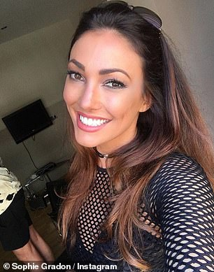 Deaths: Earlier this month, Love Island boss and chief executive of ITV has said it's 'strange' to link contestants Sophie Gradon (pictured) and Mike Thalassitis' deaths with the show