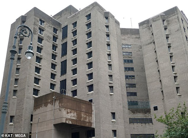 Epstein hanged himself at Manhattan's Metropolitan Correctional Center where he was being held without bail on charges of conspiracy and sex trafficking