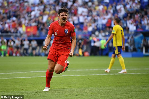 United had wanted to sign Maguire 12 months ago after a stunning World Cup with England