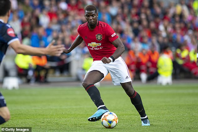 Paul Pogba will not feature in Manchester United's final pre-season game against AC Milan